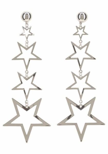 Ohrringe für Frauen - J. Jayz Ohrstecker silber  - Onlineshop ABOUT YOU