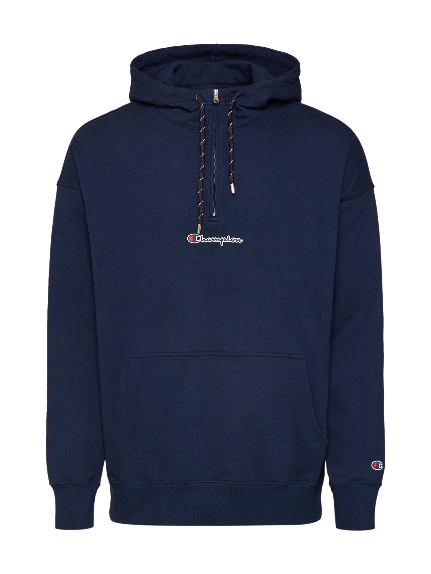 Champion Authentic Athletic Apparel Megztinis be užsegimo tamsiai mėlyna