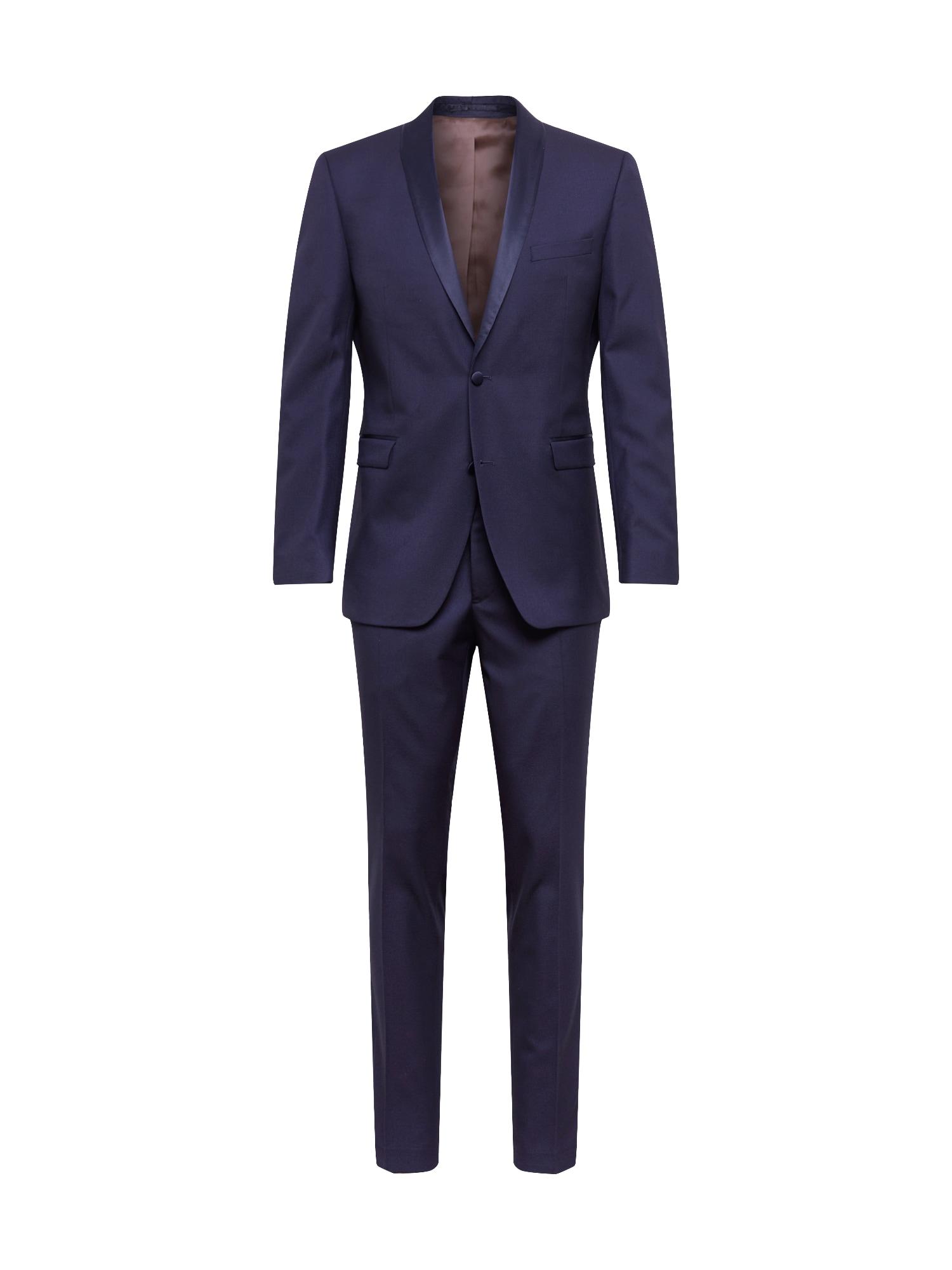 Esprit Collection Kostiumas 'Smoking' tamsiai mėlyna