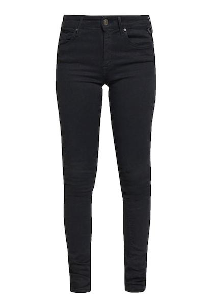 Hosen - Jeans 'New Luz' › Replay › black denim  - Onlineshop ABOUT YOU