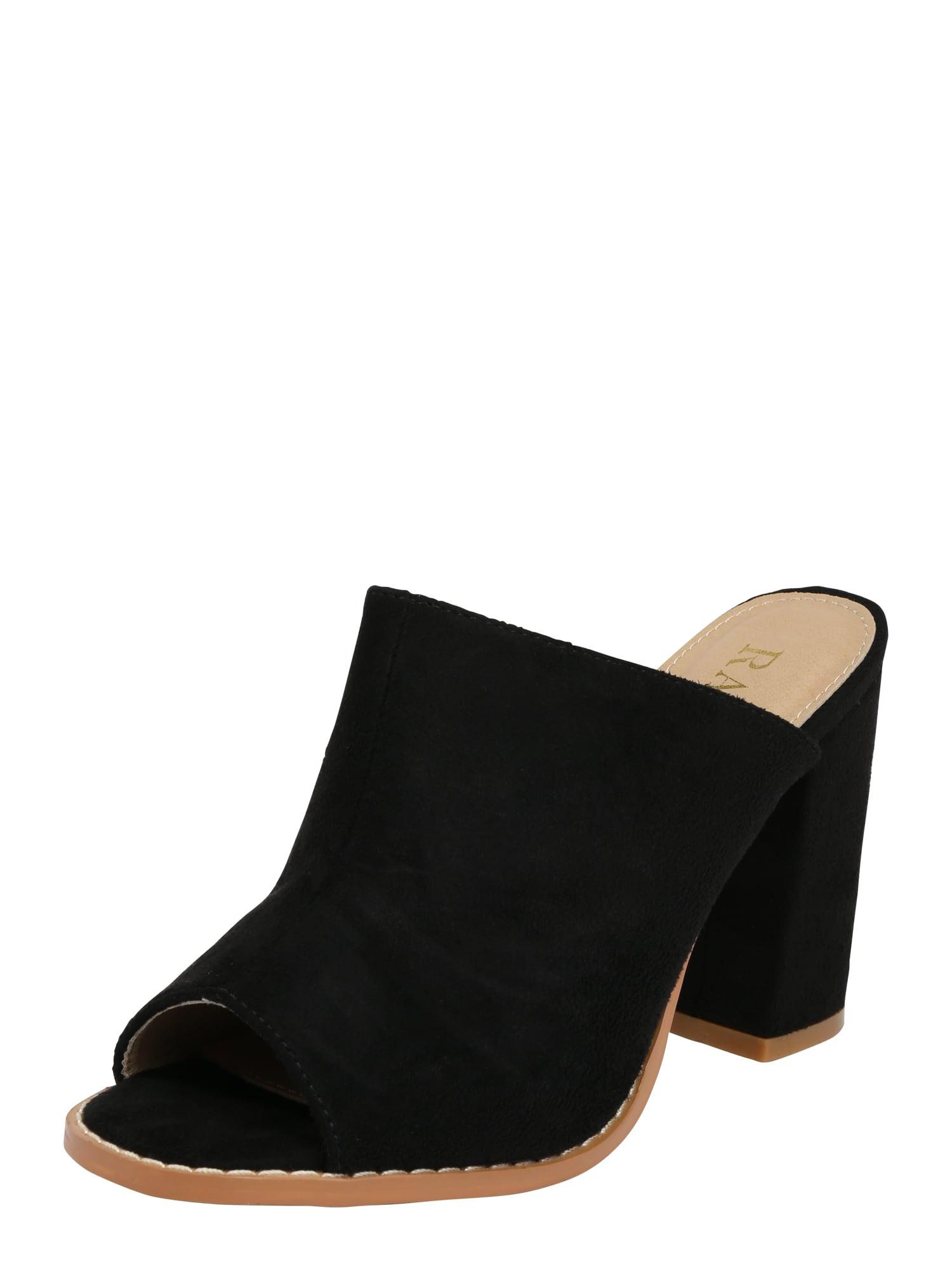 Pantofle DESSA černá Raid