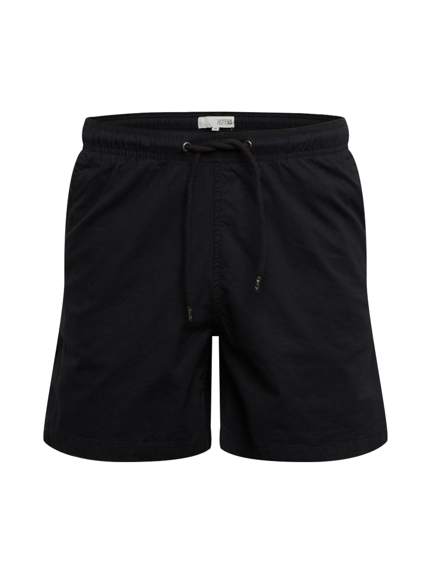 !Solid Kelnės 'Gubi Elastic' juoda