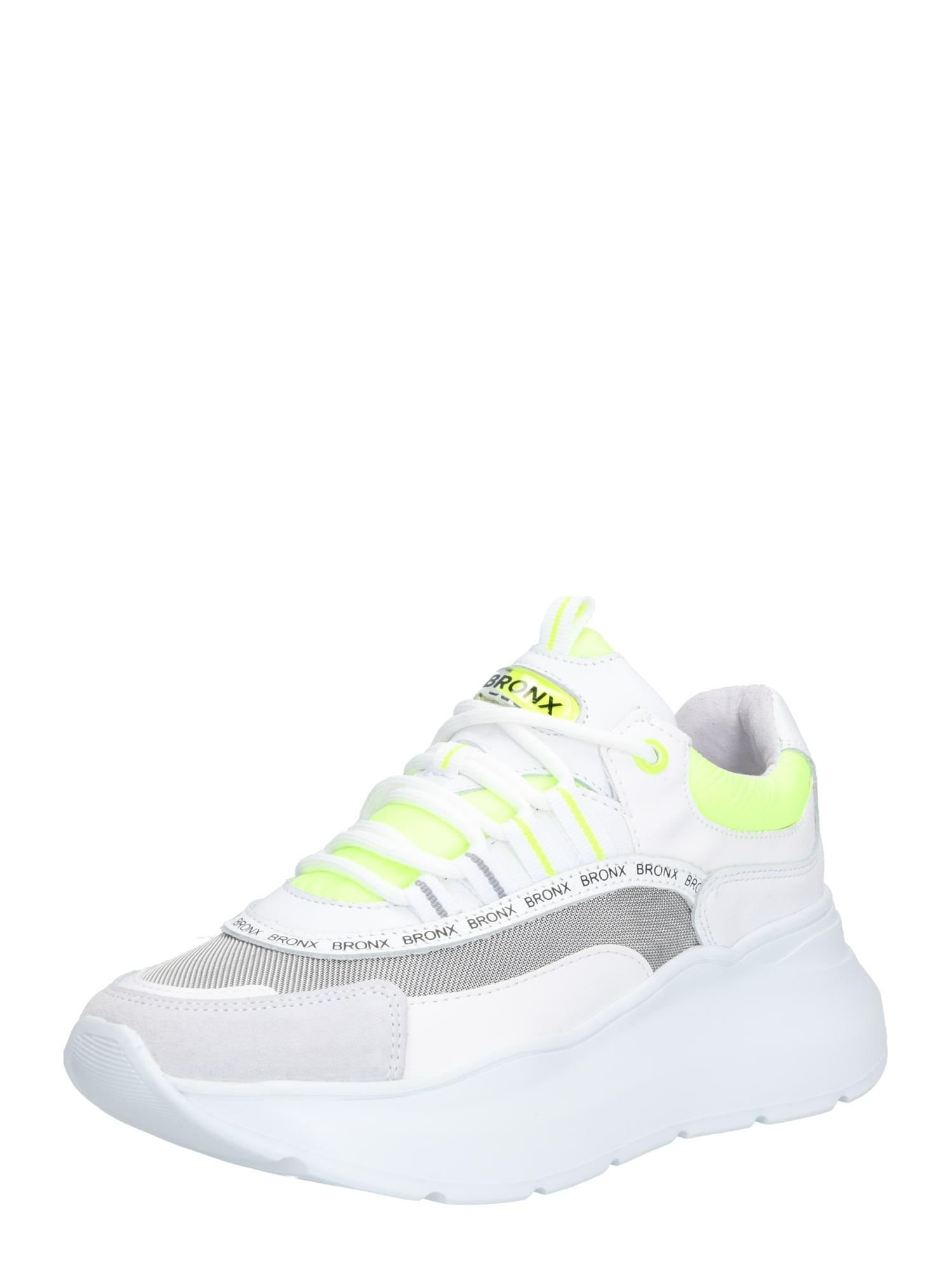 Tenisky Grayson žlutá šedá bílá BRONX