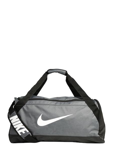 Sporttaschen für Frauen - NIKE Sport Tasche 'Brasilia M' grau  - Onlineshop ABOUT YOU