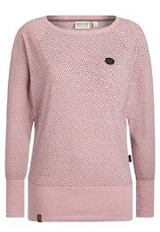 Naketano Damen Sweatshirt Schwanzlutschsucht pink   04060606065502