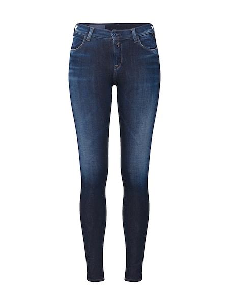 Hosen für Frauen - Hose 'Stella HYPERFLEY' › Replay › blue denim  - Onlineshop ABOUT YOU