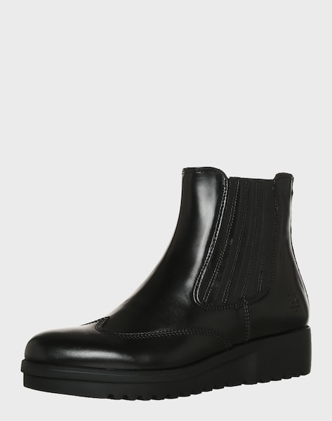 marc o 39 polo chelsea boot in schwarz about you. Black Bedroom Furniture Sets. Home Design Ideas