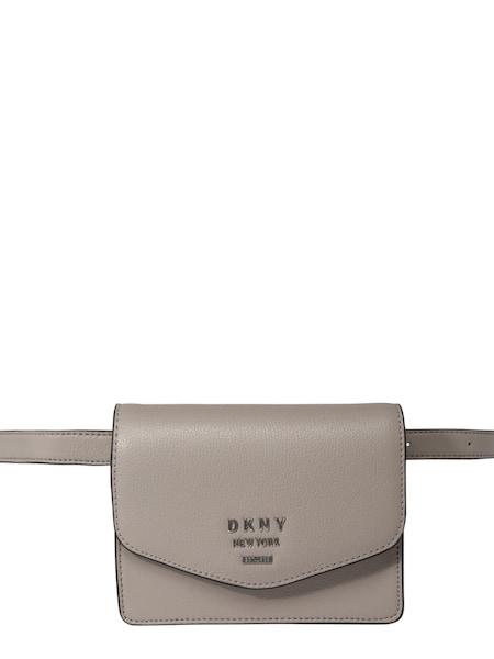 Kleinwaren für Frauen - DKNY Gürteltasche 'WHITNEY BELT BAG PEBBLE' taupe  - Onlineshop ABOUT YOU