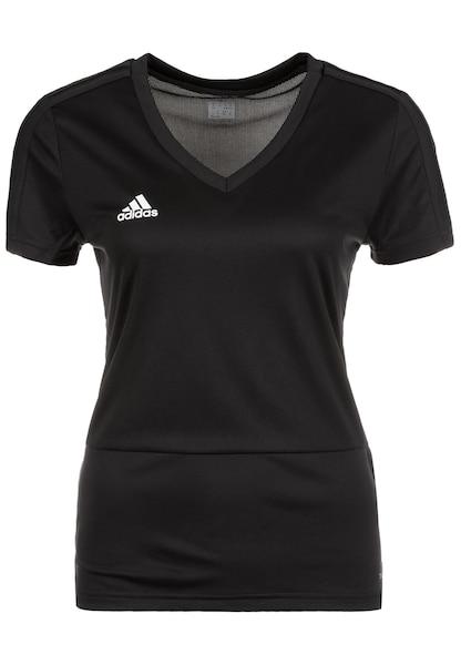 Sportmode für Frauen - ADIDAS PERFORMANCE 'Condivo 18' Trainingsshirt schwarz  - Onlineshop ABOUT YOU