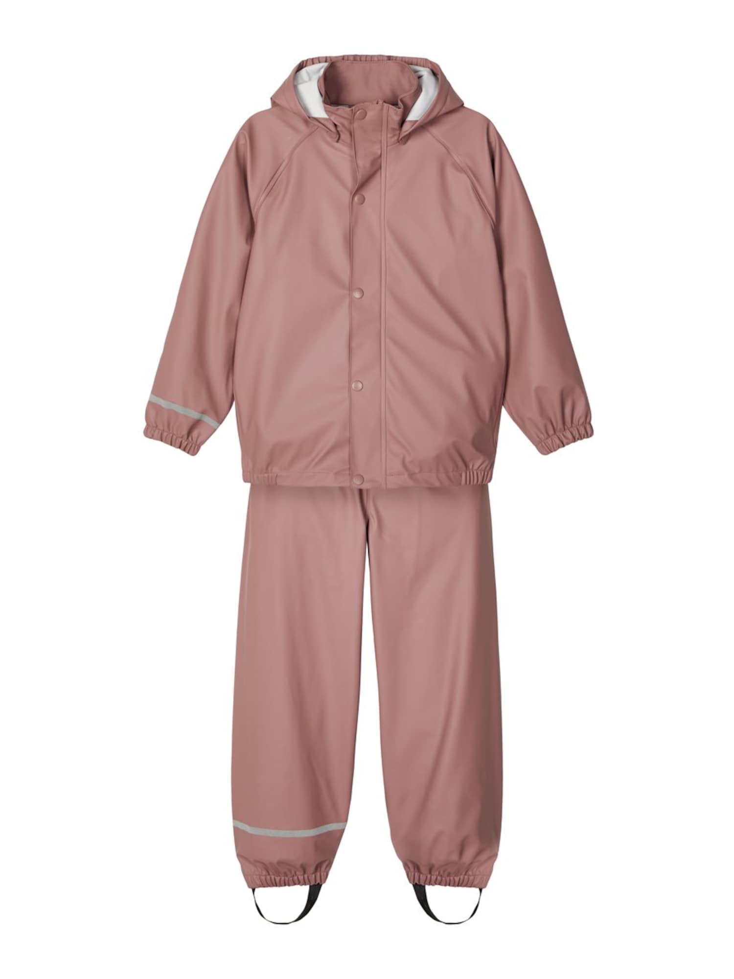 NAME IT Funkcinis kostiumas ryškiai rožinė spalva