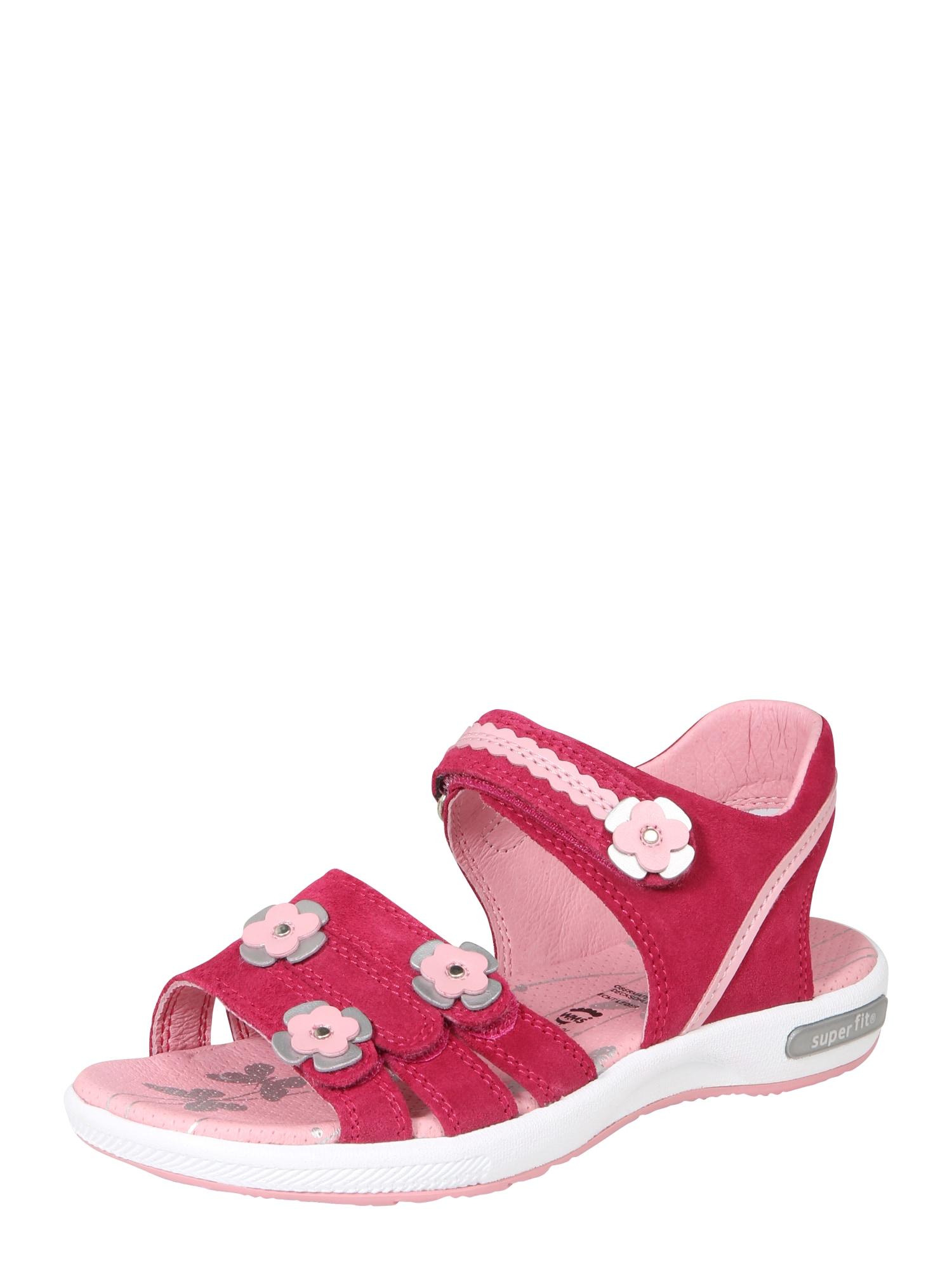 Sandály Emily pink růžová SUPERFIT