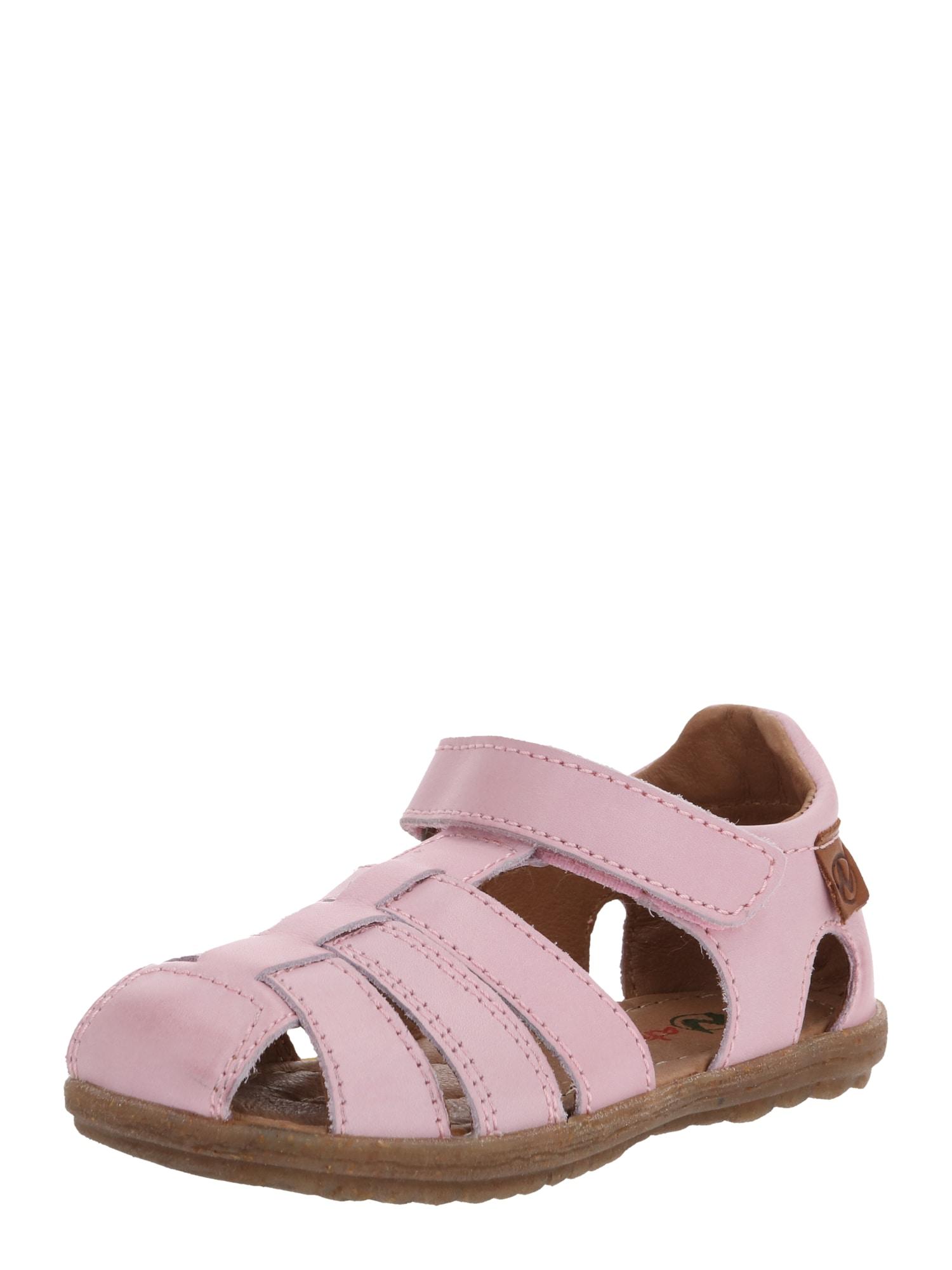NATURINO Sandále  ružová