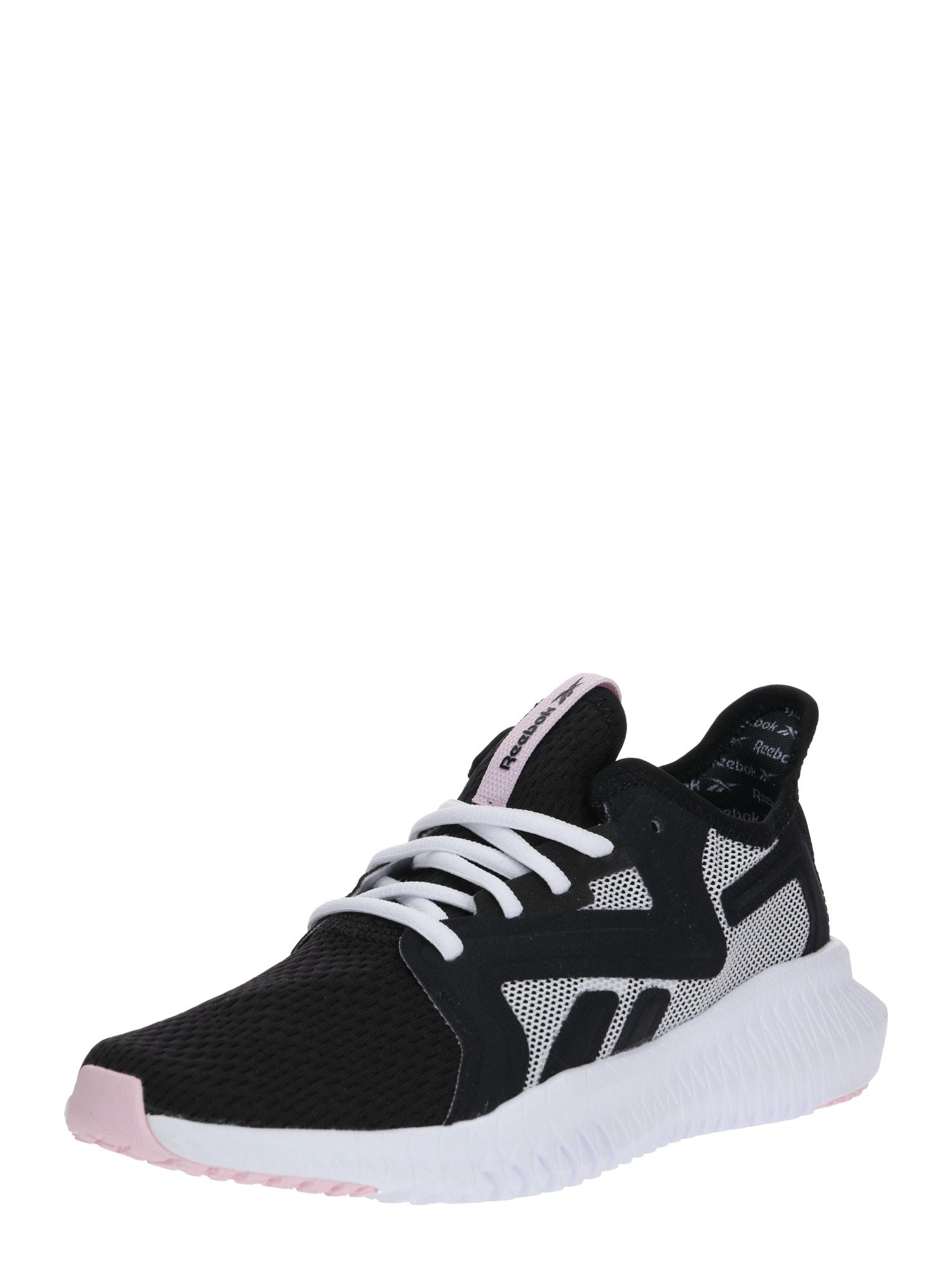 REEBOK Športová obuv 'REEBOK FLEXAGON 3.0'  svetlosivá / čierna