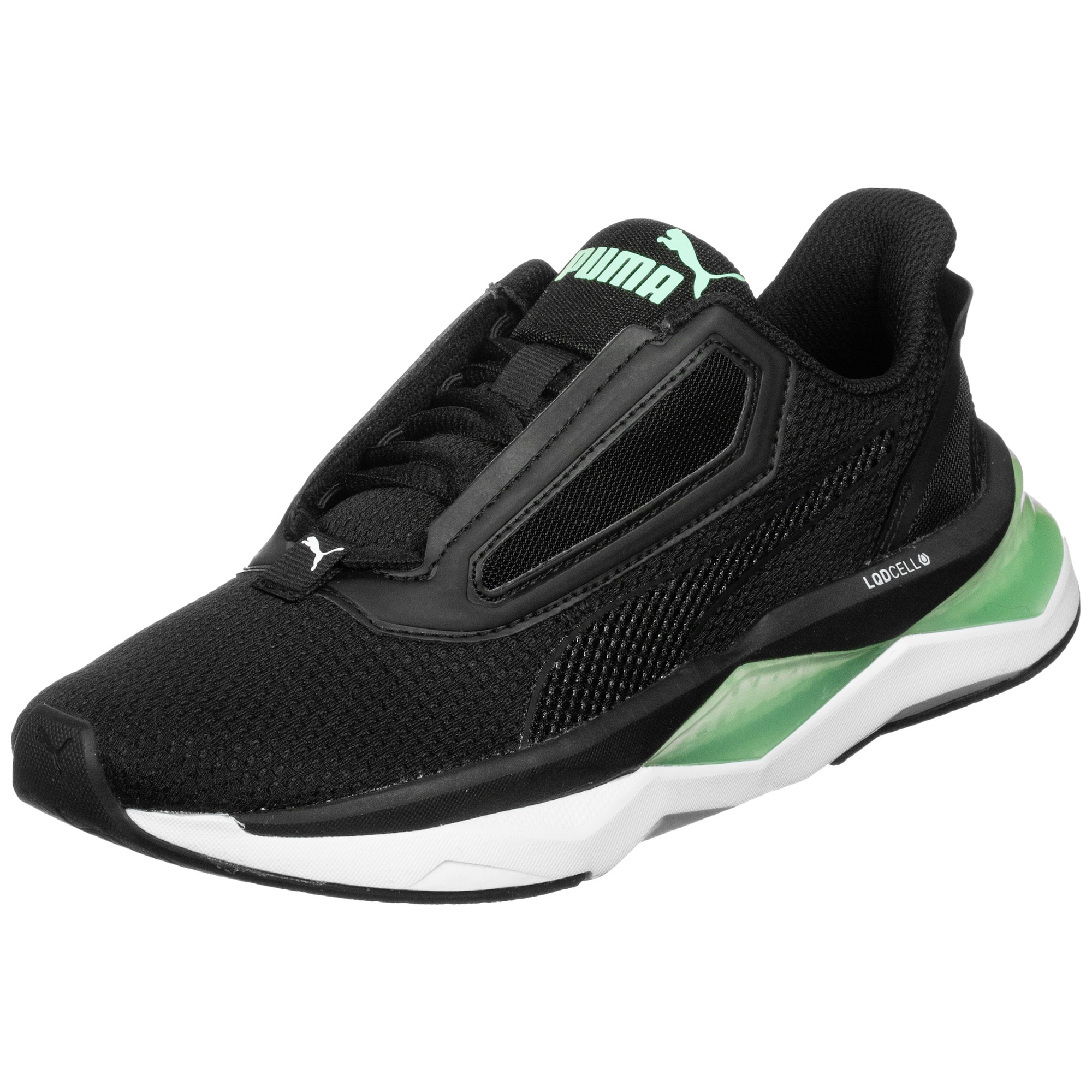 PUMA Sportiniai batai 'LQDCell Shatter XT' mėtų spalva / juoda