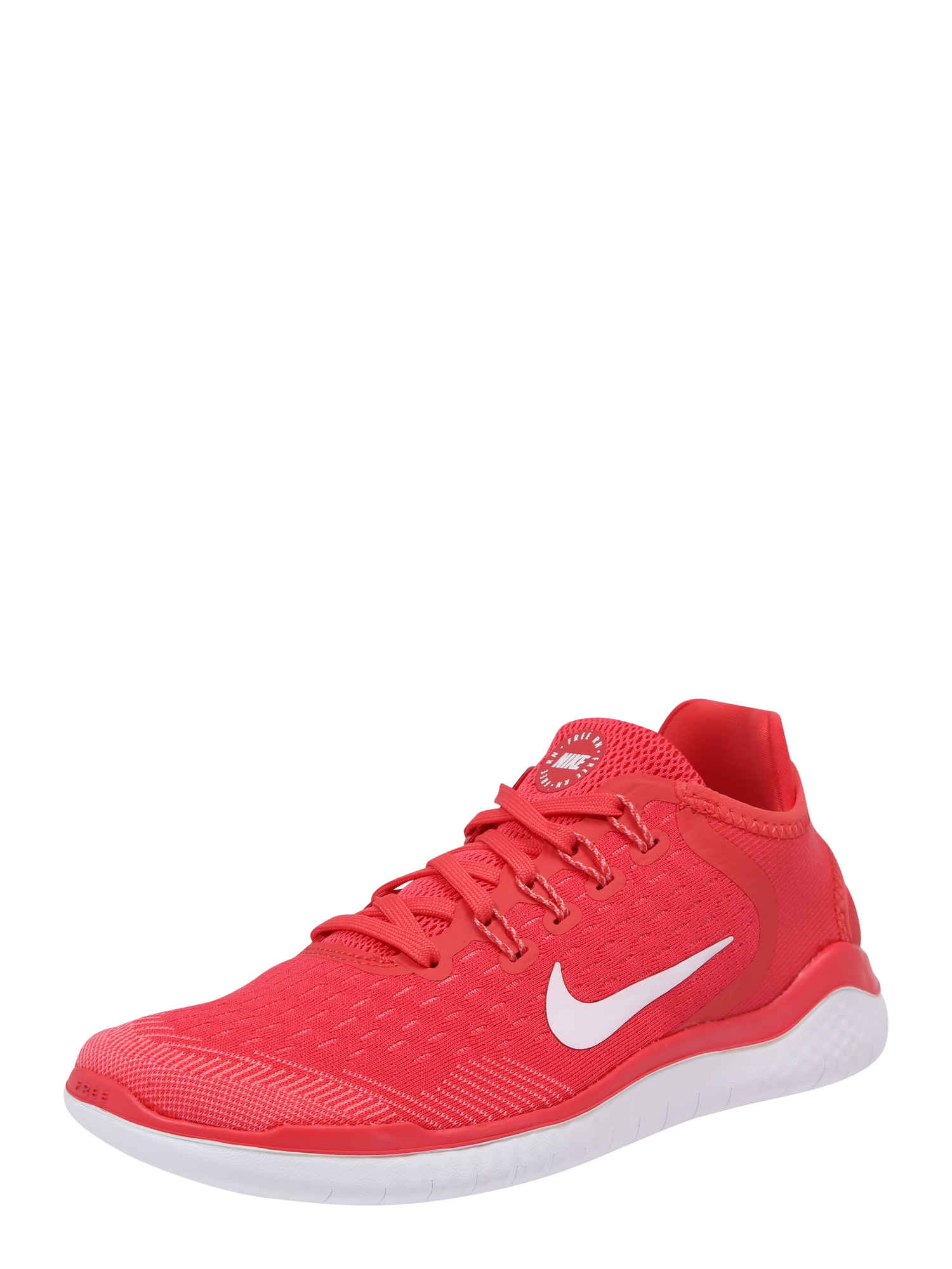 Běžecká obuv Free RN červená NIKE
