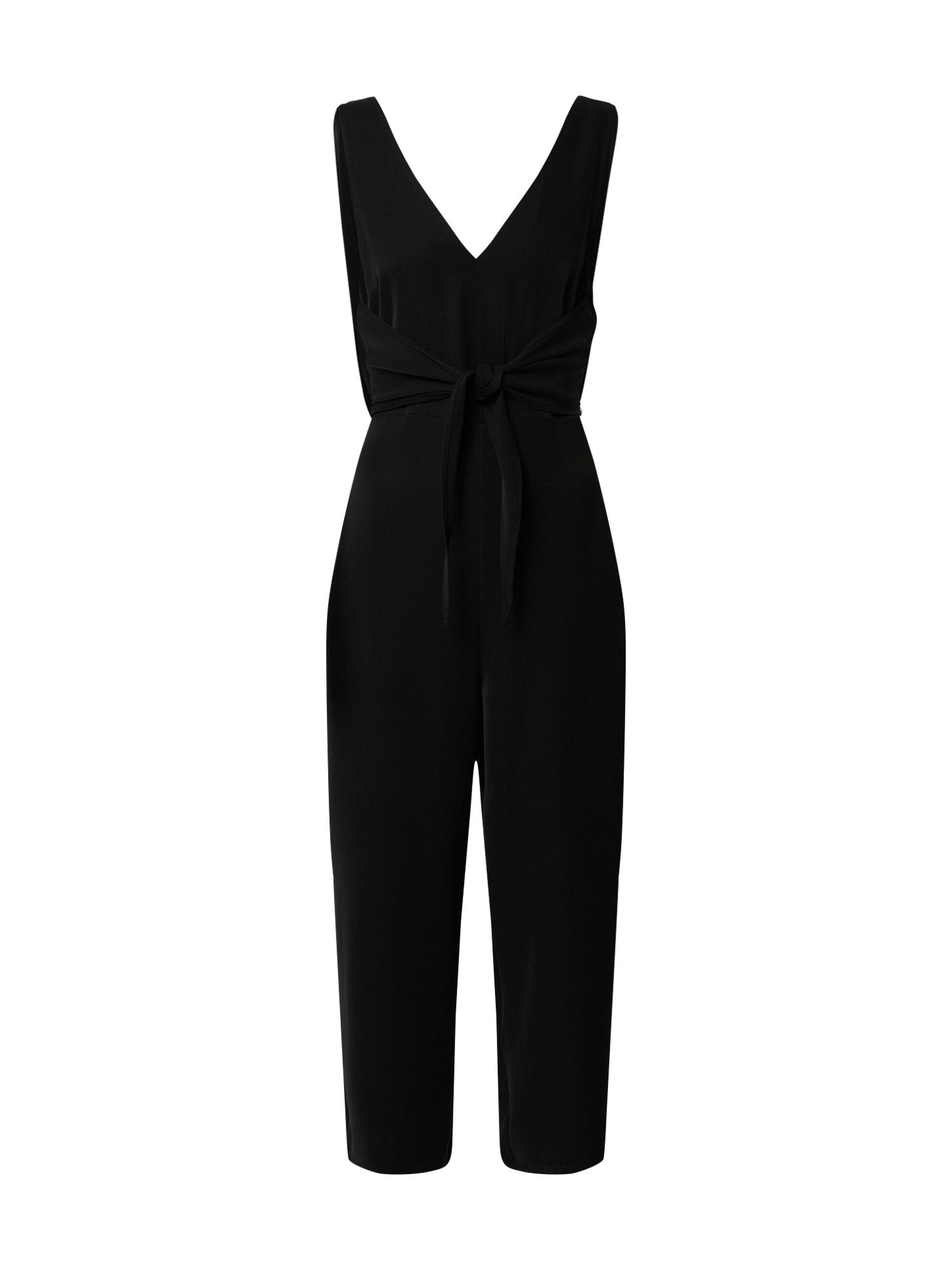 NORR Kombinezono tipo kostiumas 'Ariel Jumpsuit' juoda