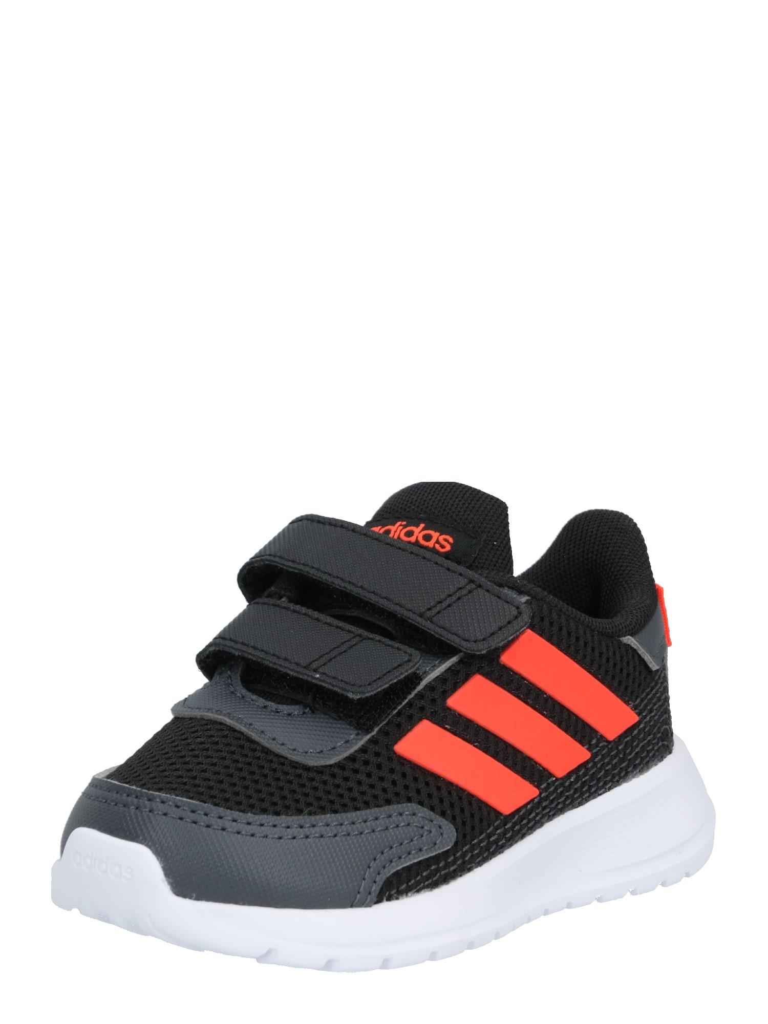 ADIDAS PERFORMANCE Sportiniai batai juoda / raudona