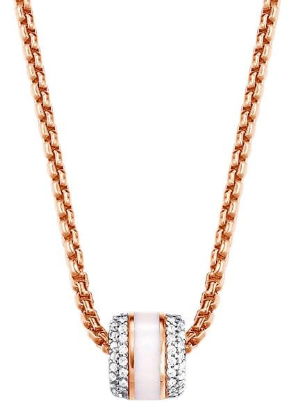 Ketten für Frauen - Esprit Collection Kette, ''EL algea rose, ELNL92896B420'' rosegold  - Onlineshop ABOUT YOU