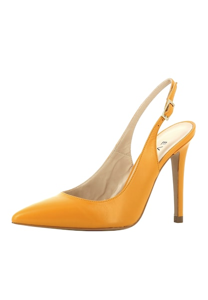 Pumps für Frauen - EVITA Damen Sling Pumps orange  - Onlineshop ABOUT YOU