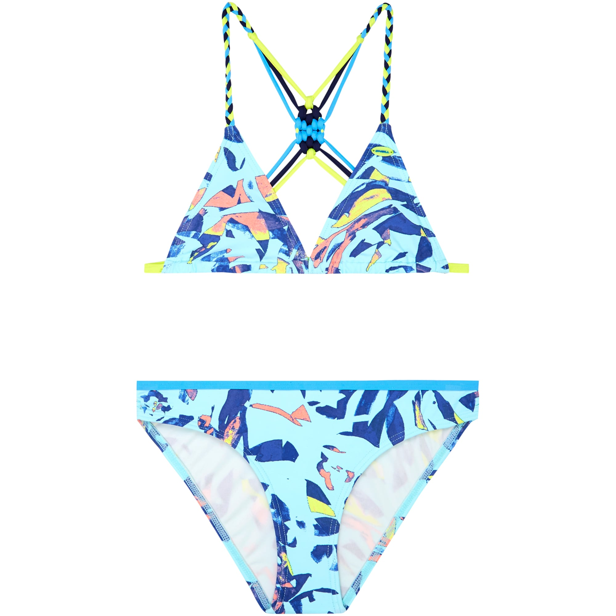 O'NEILL Bikinis 'PG MACRAME' šviesiai mėlyna