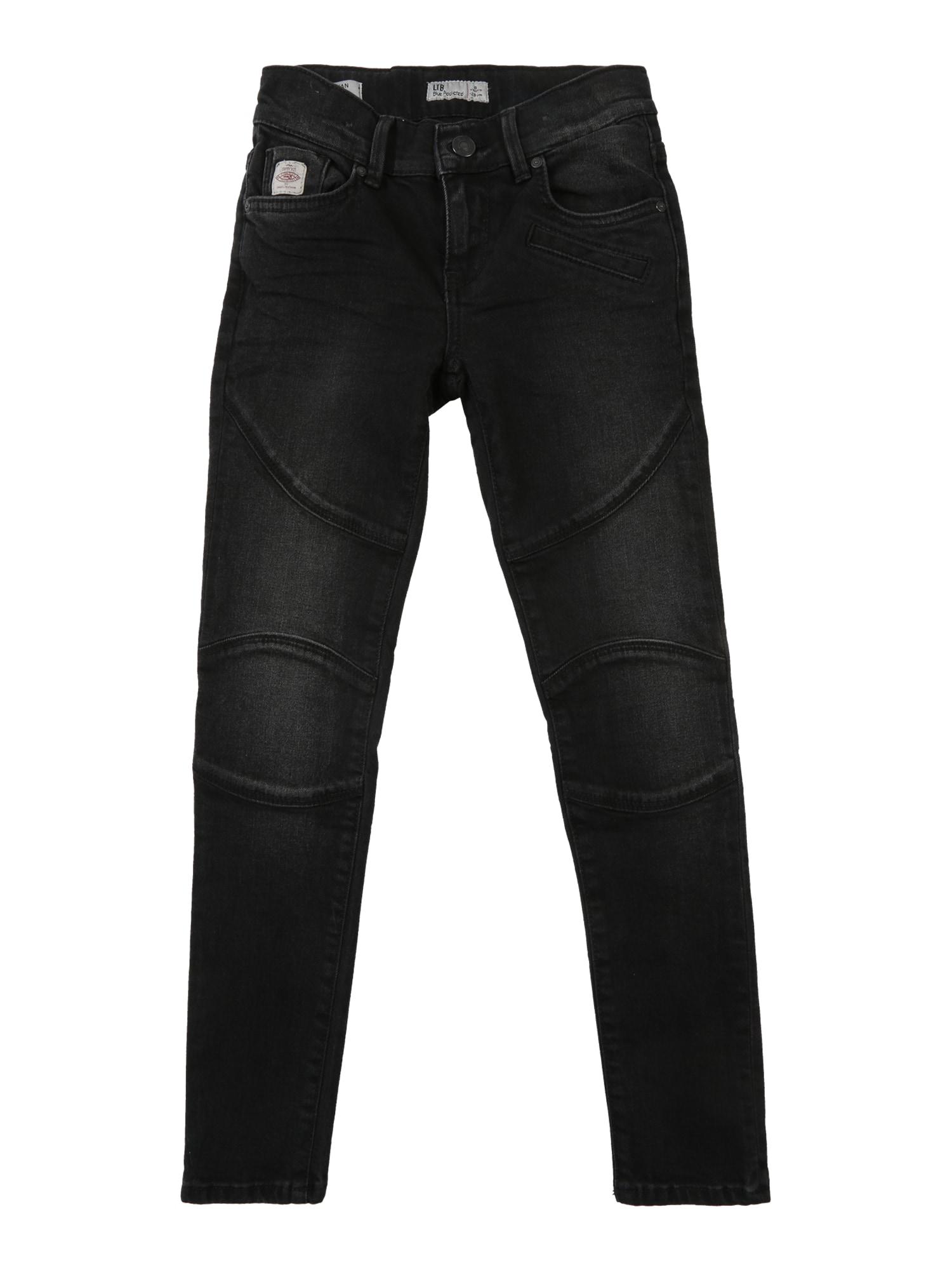 LTB Džinsai 'ROYAN B' juodo džinso spalva