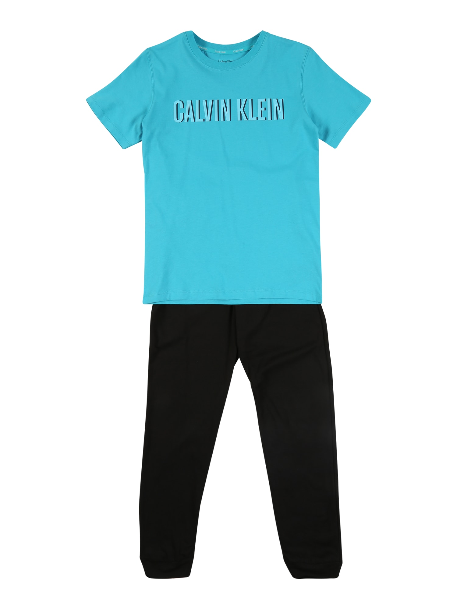 Calvin Klein Underwear Miego kostiumas juoda / mėlyna
