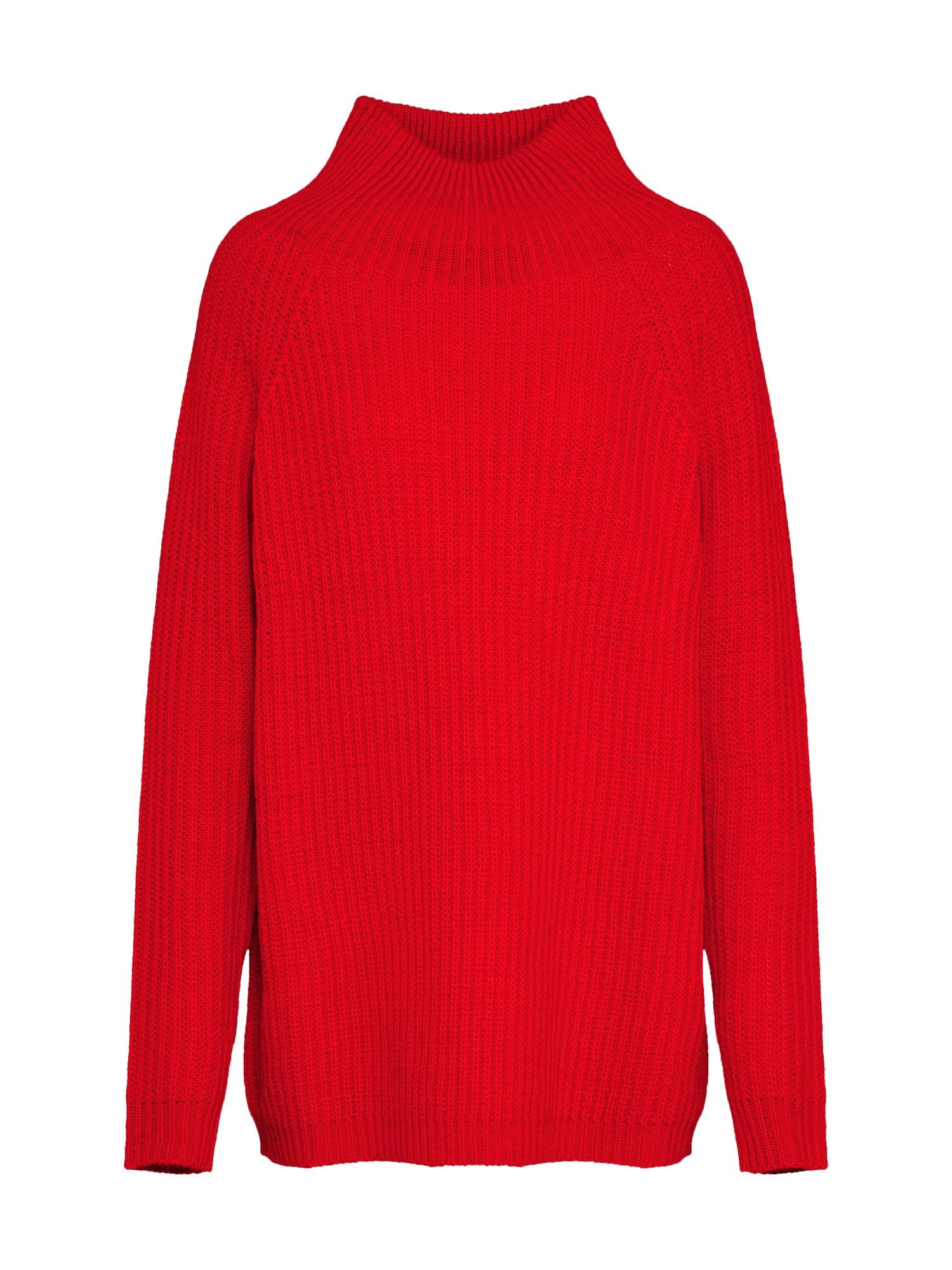 BE EDGY Megztinis 'Bemattie' raudona