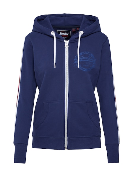 Jacken - Sweatjacke › Superdry › navy  - Onlineshop ABOUT YOU