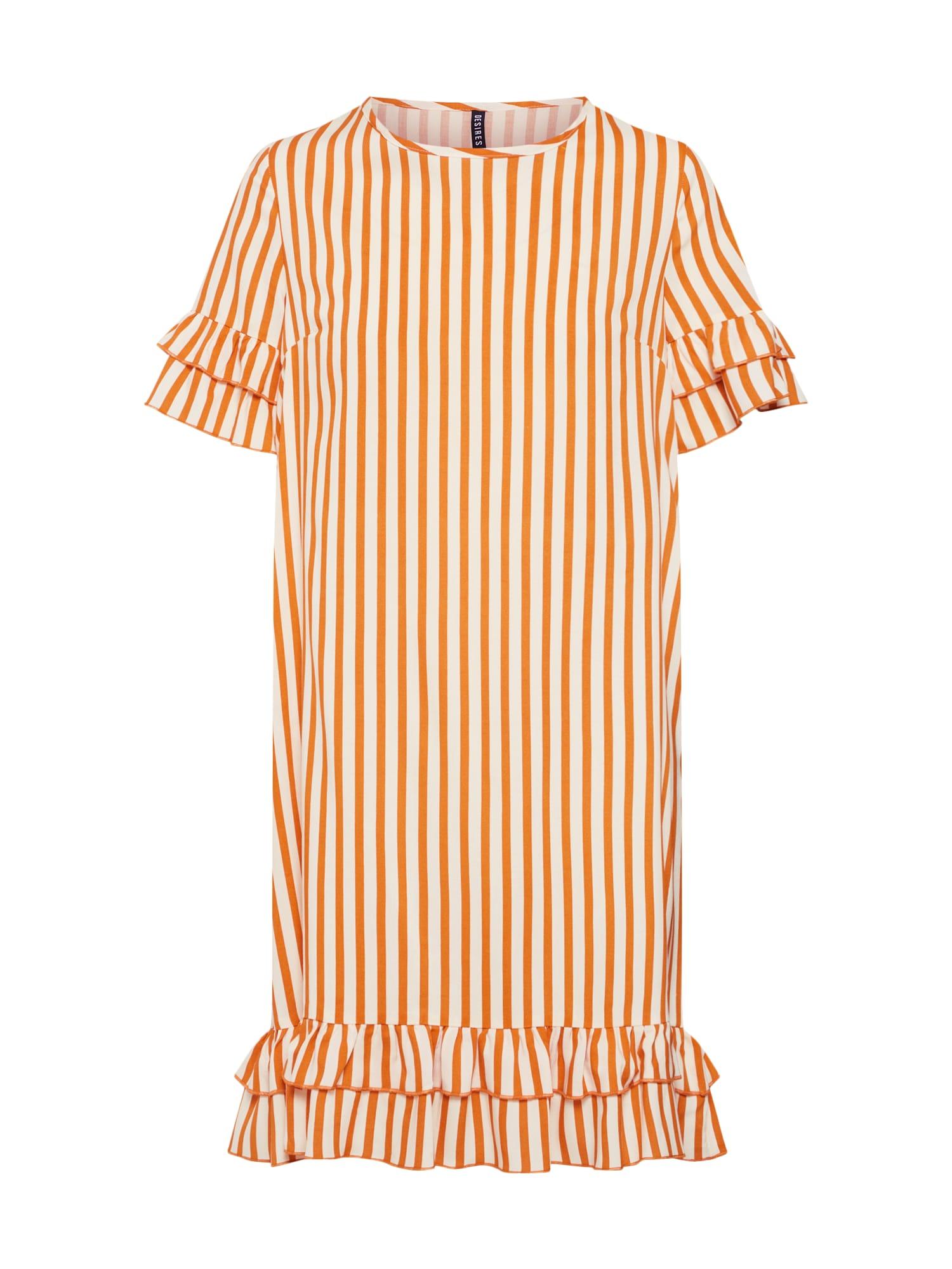 Šaty Vigdis 3 beige orange Desires