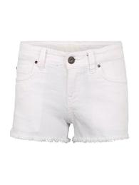 Pepe Jeans Kinder,Mädchen Jeansshorts ELSY FORREST weiß | 08434538492426