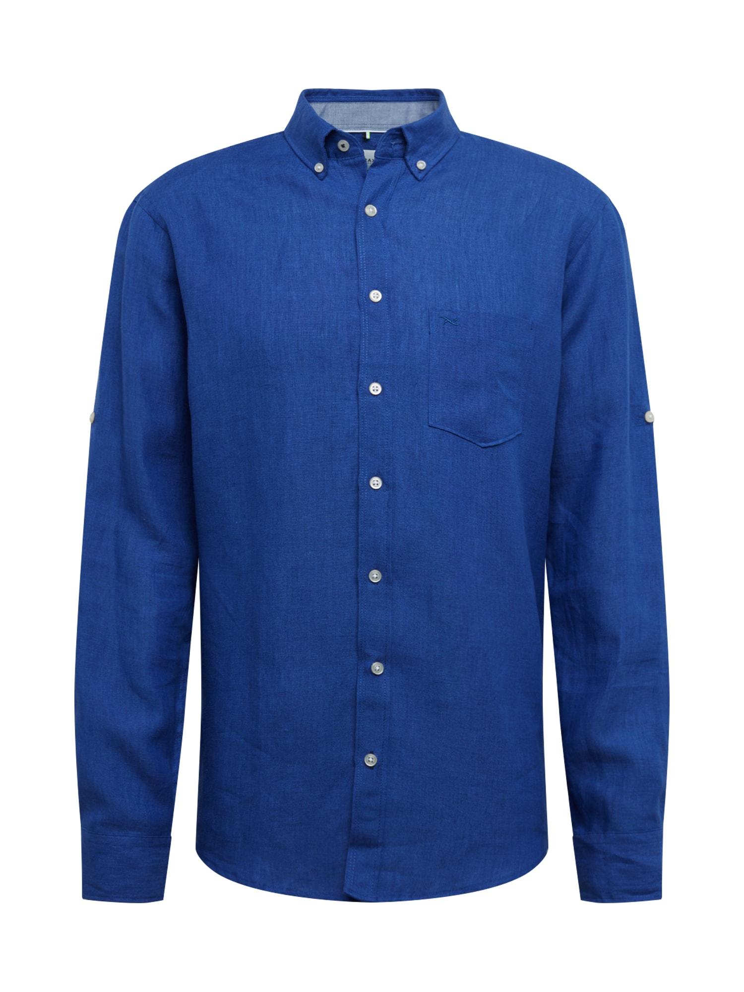 BRAX Dalykiniai marškiniai 'DIRK' mėlyna
