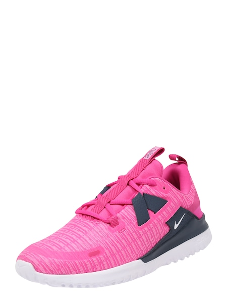Sportschuhe für Frauen - NIKE Laufschuh 'Nike Renew Arena' dunkelgrau pink  - Onlineshop ABOUT YOU