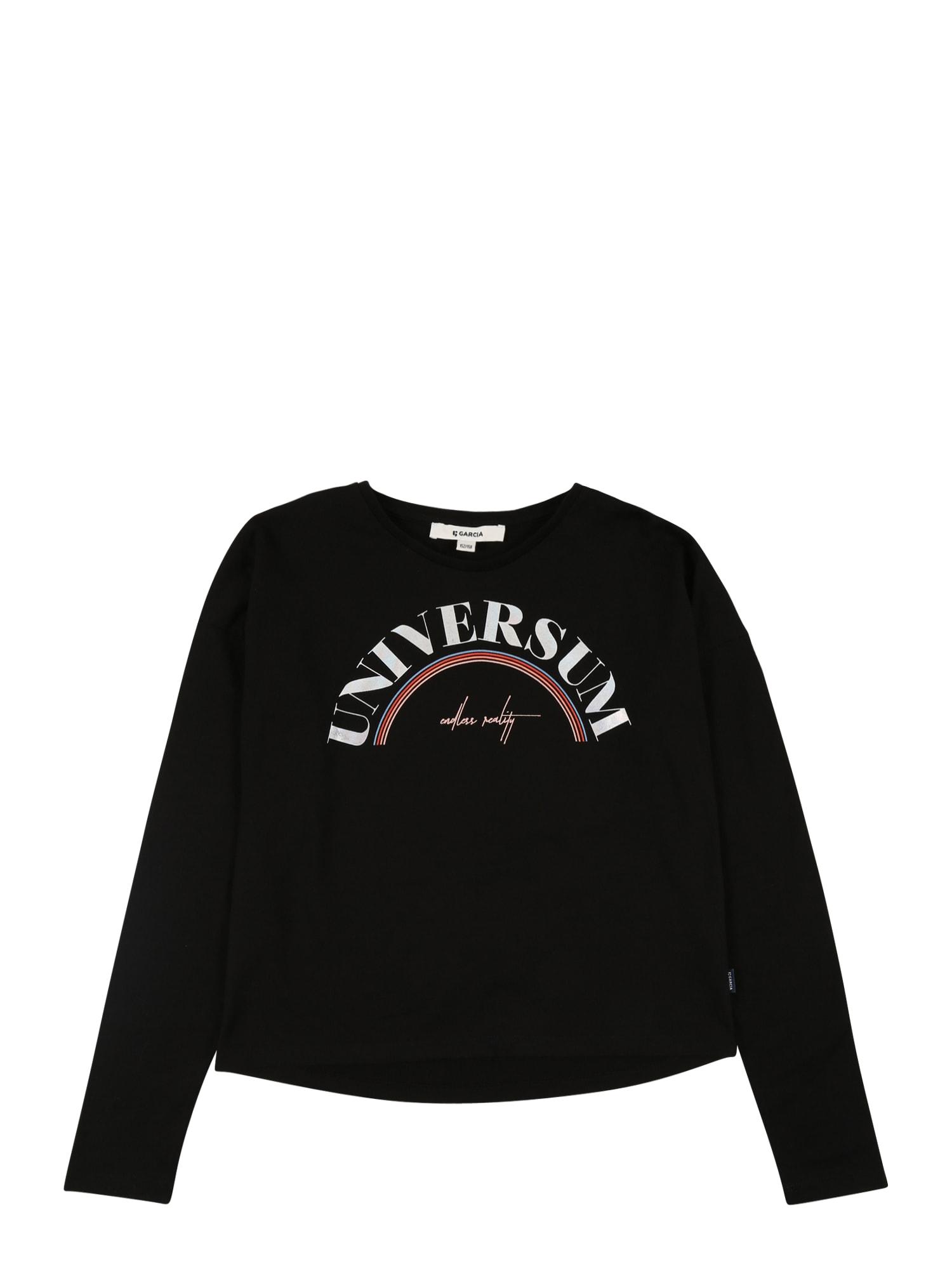 GARCIA Marškinėliai mišrios spalvos / juoda