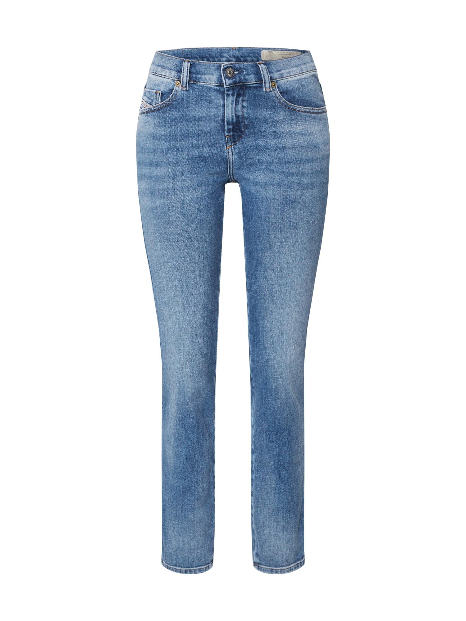 DIESEL Džinsai 'D-SANDY' tamsiai (džinso) mėlyna