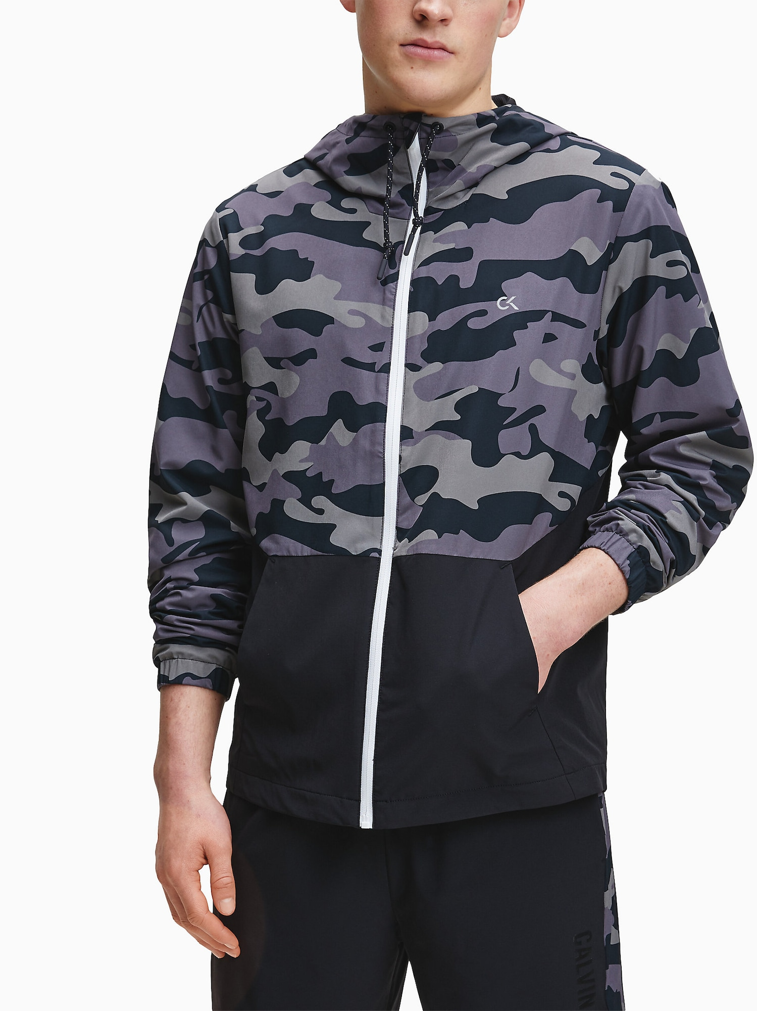 calvin klein performance - Windbreaker