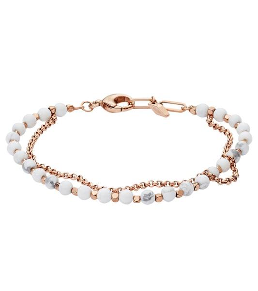 Armbaender für Frauen - FOSSIL Armband rosegold weiß  - Onlineshop ABOUT YOU