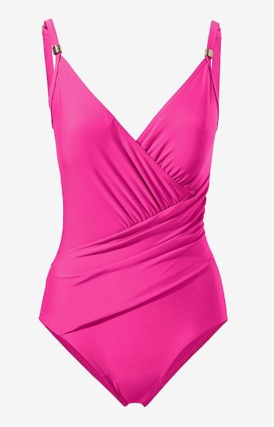 heine bauch weg badeanzug in pink about you. Black Bedroom Furniture Sets. Home Design Ideas