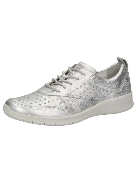 Sneakers für Frauen - SIOUX Sneaker 'Liduma 700 XL' silbergrau  - Onlineshop ABOUT YOU
