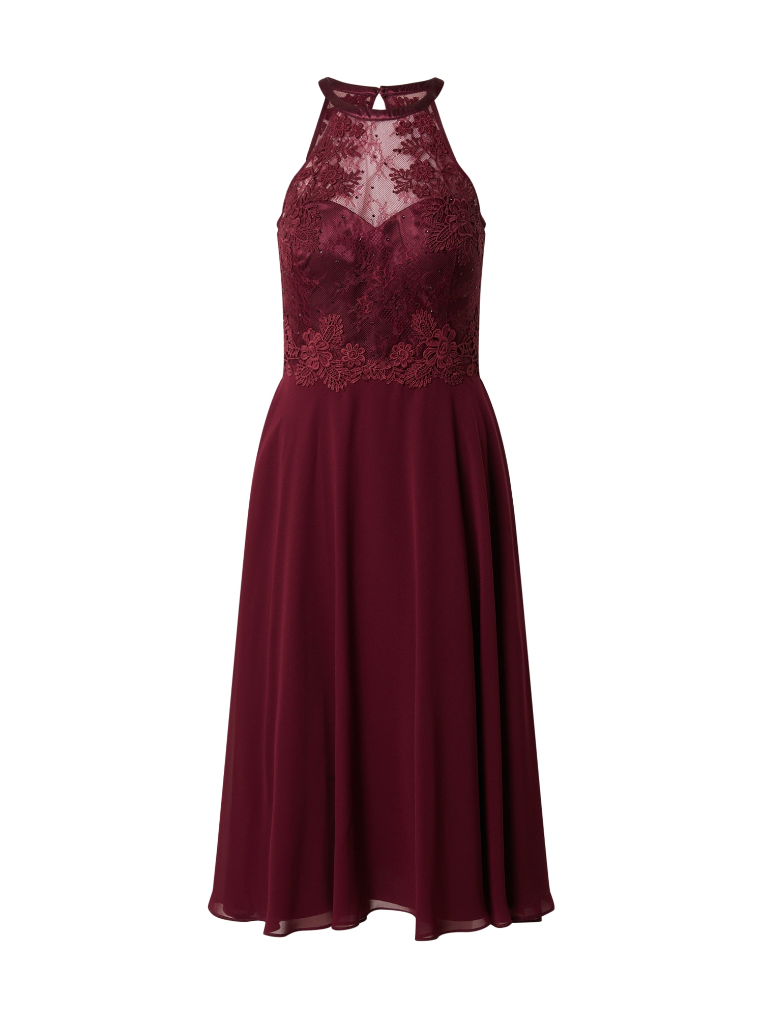 VM Vera Mont Suknelė karmino raudona