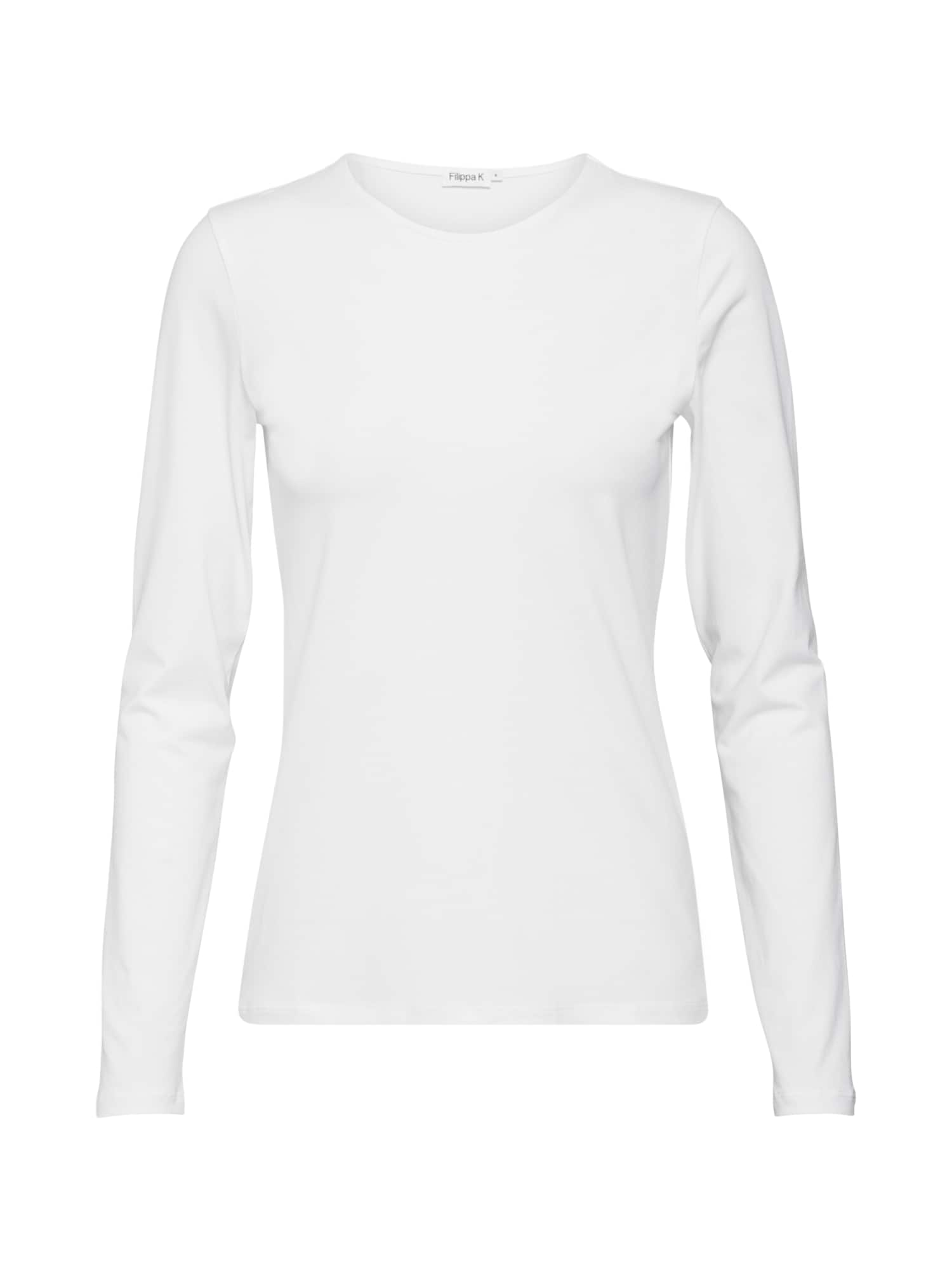 Filippa K Marškinėliai balta