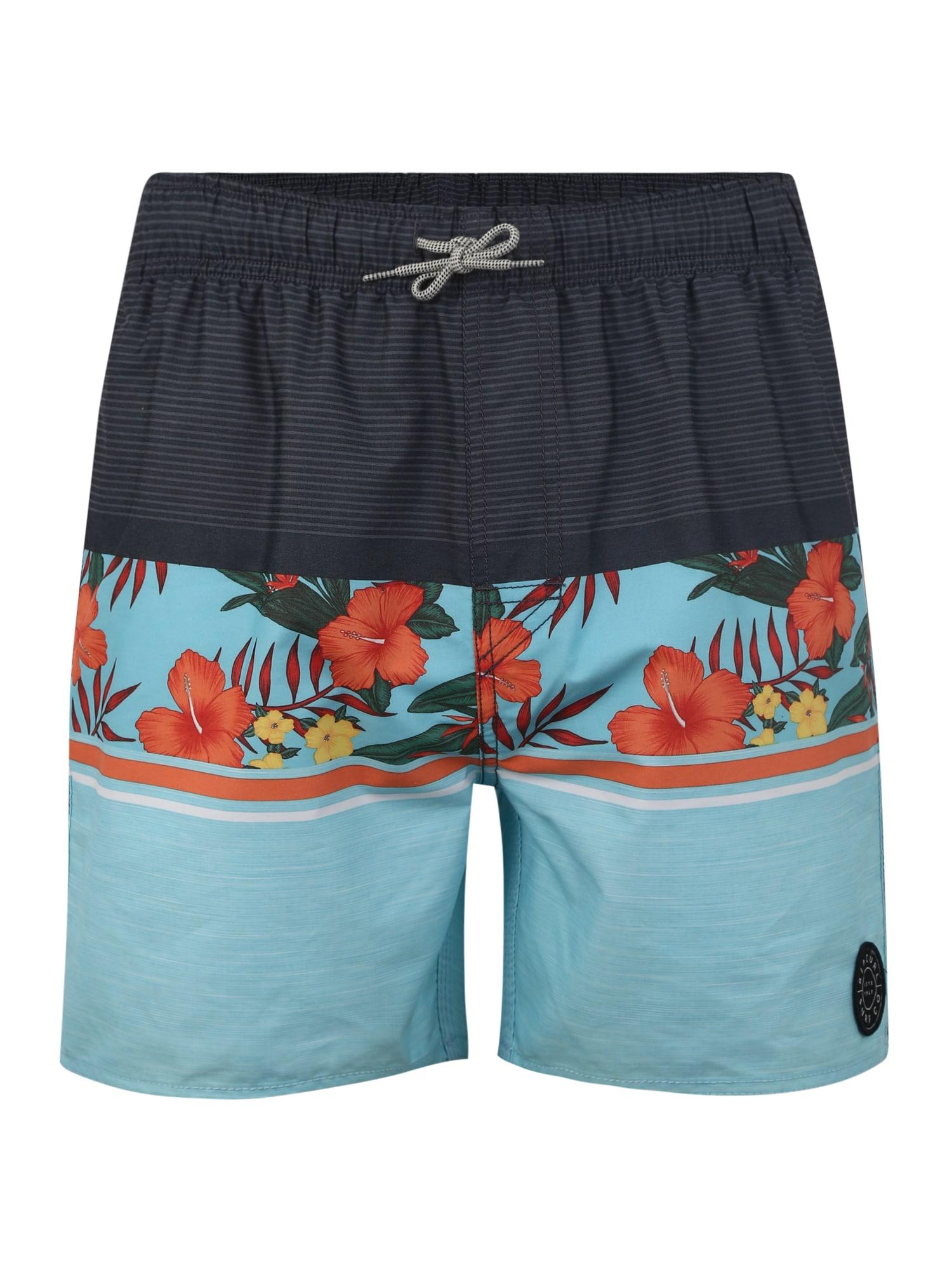 Plavecké šortky VOLLEY TEAM SPIRIT 16 mix barev RIP CURL