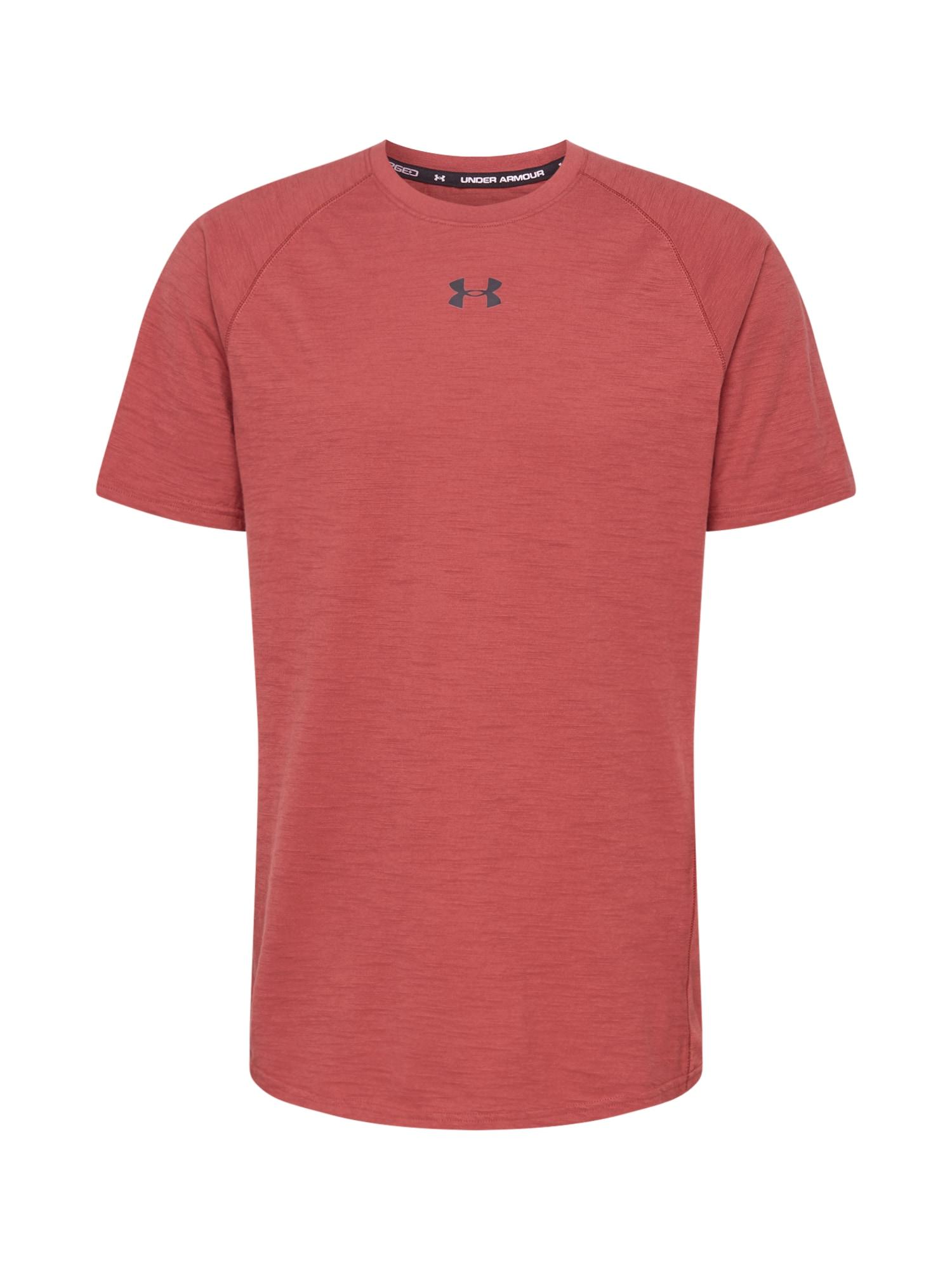 UNDER ARMOUR Tričko  červená
