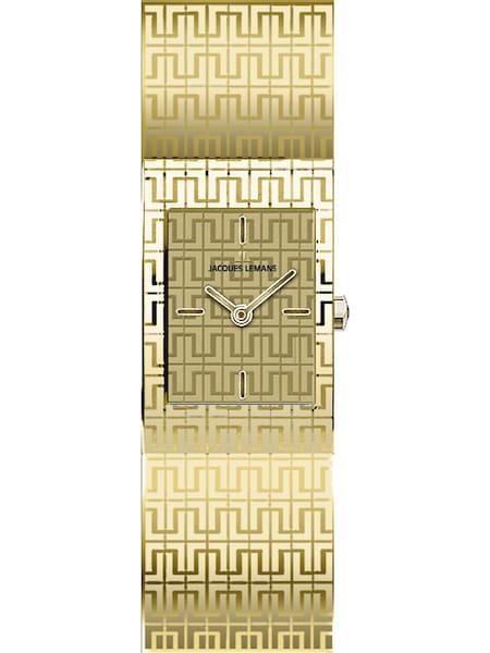 Uhren für Frauen - Damenuhr 'Vedette' › Jacques Lemans › champagner gold  - Onlineshop ABOUT YOU