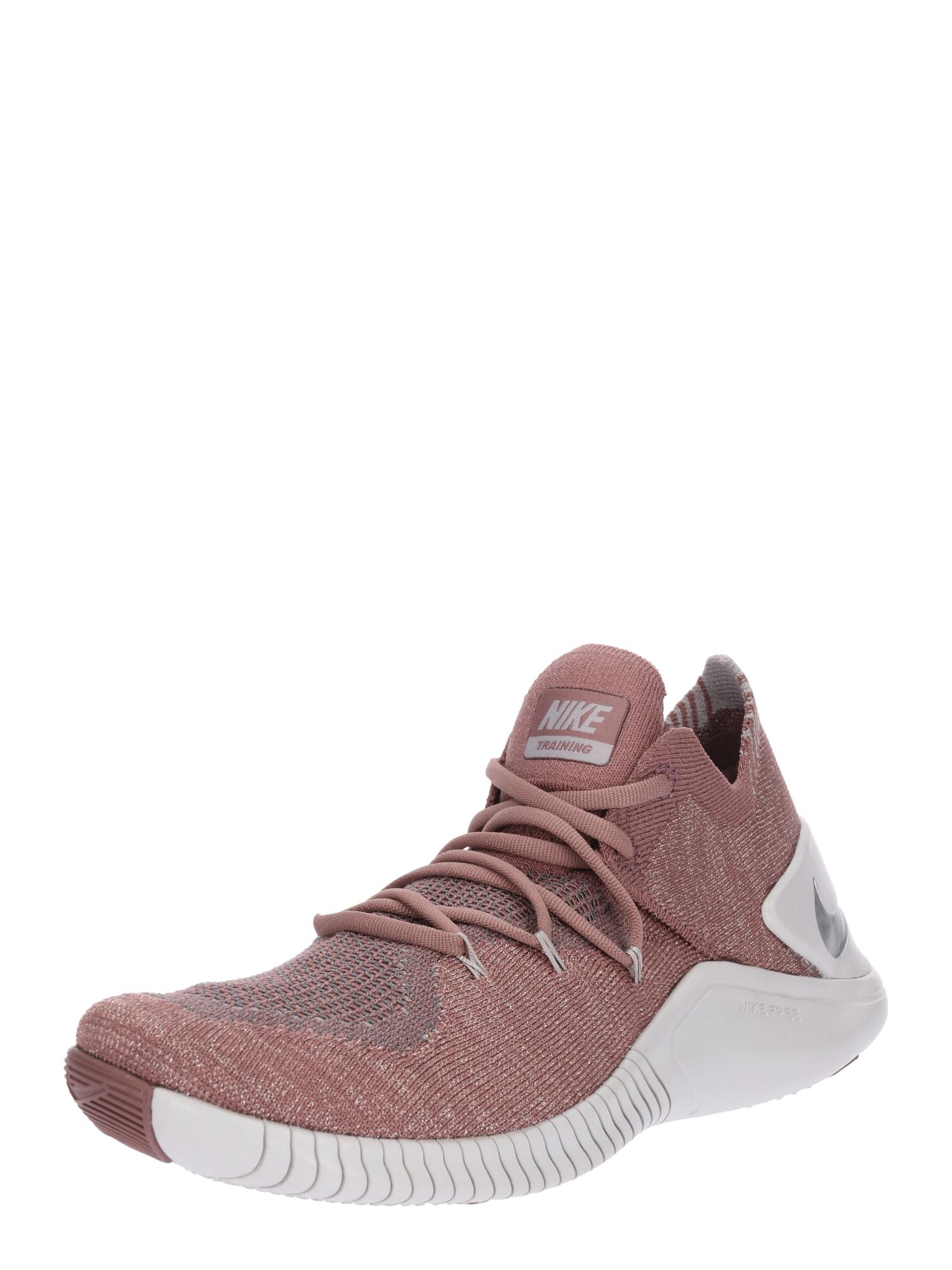 Běžecká obuv Free TR Flyknit 3 LM růžová růže NIKE