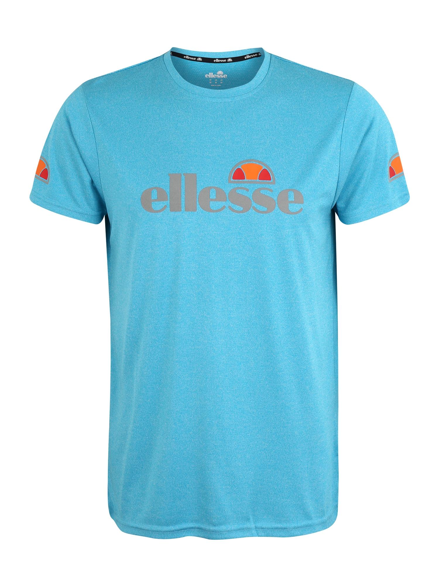 ELLESSE Sportiniai marškinėliai 'SAMMETI' mėlyna