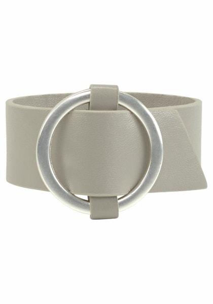 Armbaender für Frauen - J. Jayz Armband grau silber  - Onlineshop ABOUT YOU