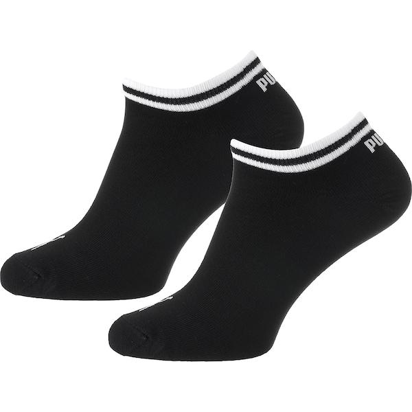 Socken für Frauen - PUMA Sneakersocken Heritage schwarz  - Onlineshop ABOUT YOU