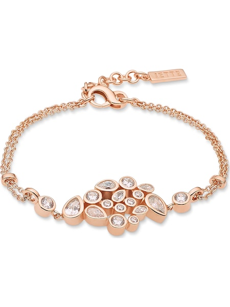 Armbaender - Armband › JETTE › rosegold weiß  - Onlineshop ABOUT YOU
