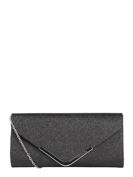Clutches für Frauen - TAMARIS Clutch 'BRIANNA' schwarz silber  - Onlineshop ABOUT YOU