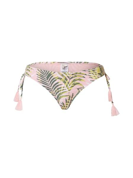 Bademode - Bikinihose 'PCNIA' › Pieces › rosa grün  - Onlineshop ABOUT YOU